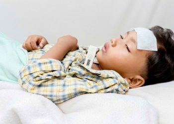 penyebab penyakit tipes pada anak balita